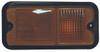 1968-1972 Chevy Truck Billet Side Marker Light Bezel (Pair); Black Anodized - All American Billet BSML-B