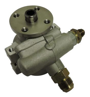 Billet GM Type II Power Steering Pump; As Cast - All American Billet JM2010