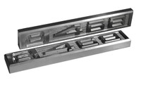 Machined Billet Emblem Set (8 468) - All American Billet ES-468