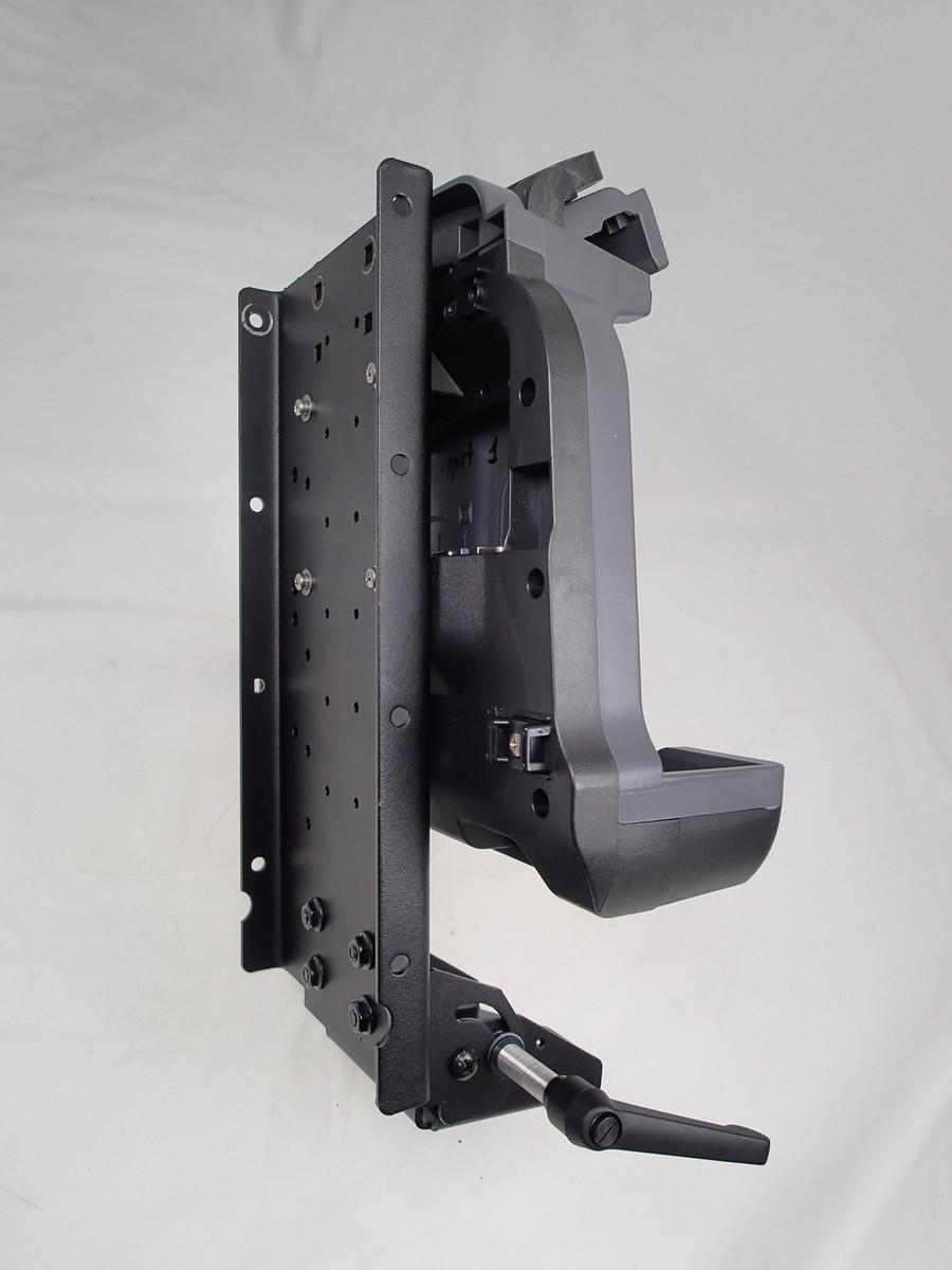 HAVIS FOLDING MONITOR AND KEYBOARD MOUNT C-MKM-103