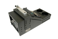 """C-EB30-MMT-1P-A - Angled 1-Piece Equipment Mounting Angled Bracket, 3"""" Mounting Space, Fits Motorola Self-Contained Eq"""