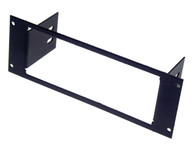 "C-EB30-TM4-1P - 1-Piece Equipment Mounting Bracket, 3"" Mounting Space, Fits Unitrol Delta Soft Touch, Unitrol Touchm"