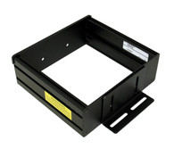 """C-SM-800, 8"""" Enclosed Low Profile Console, With Vehicle Mount, 3.125"""" Deep"""