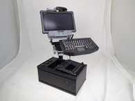 DS-GTC-201-3 - DISCONTINUED [USE P/N: DS-GTC-211-3] -- Docking Station with Triple Pass-through Antenna for Getac F