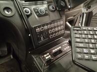 C-DMM-122 - Swing Out Dash Monitor Mount Base For 2013-2019 Ford Interceptor Sedan
