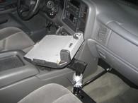 C-HDM-102 - Heavy Duty Vehicle Mount for 2000-2014 Chevrolet Tahoe/GMC Yukon
