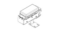 C-ARPB-136* - Printer Mount Assembly for Printek Interceptor 800