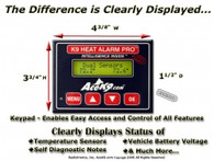 K9-A-203, K9Transport Heat Alarm Unit Option