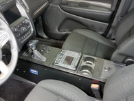 "C-VS-2000-DUR-1, 2018 Dodge Durango Vehicle Specific 20"" Console"