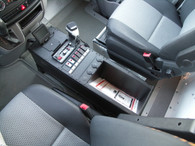 "C-3010 - 30"" Enclosed 10"" high console"