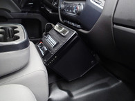 """C-AS-840-11 - 8"""" Angled Series Console For Light Trucks & SUV's"""