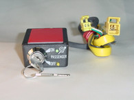 AOI0020 - Side Curtain Airbag Control Switch for 2006+ Vehicle