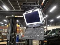CM007856 - Keyboard Adaptor for Overhead Forklift Mount