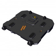DS-DELL-413-3 Cradle (no dock) with Triple Pass-through Antenna for Dell's Latitude 14 Rugged and Latitude 12 & 14 Rugged Extreme Notebooks