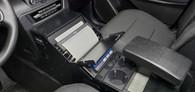 C-PM-124 Brother PocketJet Printer Mount for Ford Interceptor Utility*