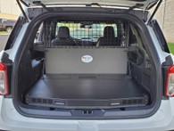 C-TTP-INUT-1201-80 2020 Ford Interceptor Utility Premium Raised Fold-Up Cargo Plate