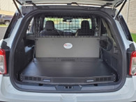 C-TTP-INUT-1201 2020 Ford Interceptor Utility Premium Raised Fold-Up Cargo Plate*
