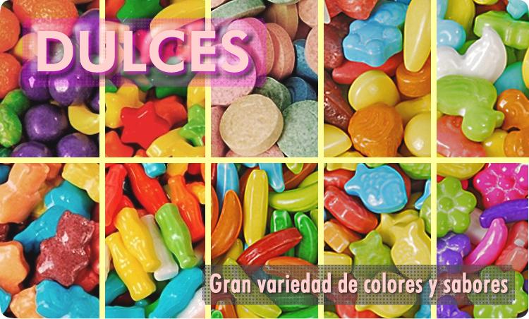 los dulces son buen negocio