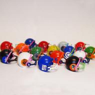 Juguete Encapsulado 1 Pulgada Cascos Futbol Americano (200 piezas)