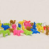 Juguete Encapsulado 1 Pulgada Zoologico (200 piezas)