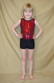 Style #2372 Biketard - Leotards