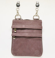 Genuine Leather Dusty Rose