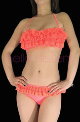 Orange Thrills Bikini