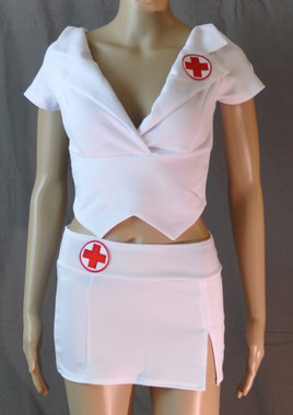 Hello Sisters Nurse Outfit