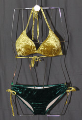 Feeling Great Bikini Green Gold