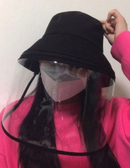 Face Shield Hat (Made in Korea)