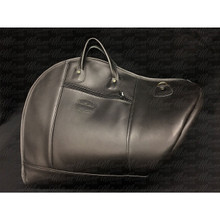 Glenn Cronkhite French Horn Gig Bag in Smooth Black Leather