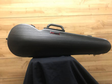 "BAM ""Hightech"" Carbon Fiber Finish Violin Case"