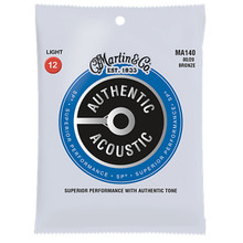Martin Authentic Acoustic SP® Strings