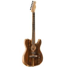Fender® AMERICAN ACOUSTASONIC™ TELECASTER® ZIRICOTE