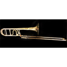 "Shires ""Alessi"" Tenor Trombone"