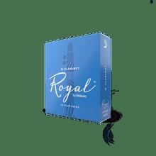 Royal by D'Addario B flat Clarinet Reeds, Box of 10