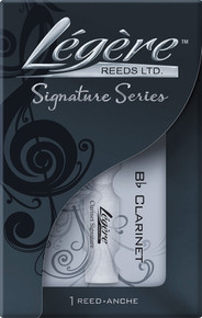 Legere Signature B flat Clarinet Reeds