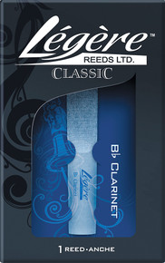 Legere Classic B flat Clarinet Reed