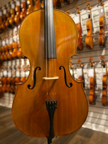 West Coast Strings Peter Kauffman Cello