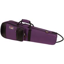 Protec MAX Shaped 4/4 Violin Case, Purple