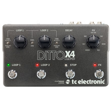 TC Electronics Ditto X4 Looper