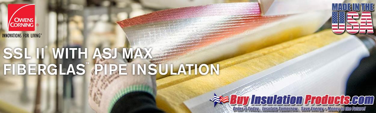 Online Fiberglass Pipe Insulation Distributor | Buy