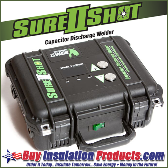 Midwest Fasteners Sure Shot II CD Welding System