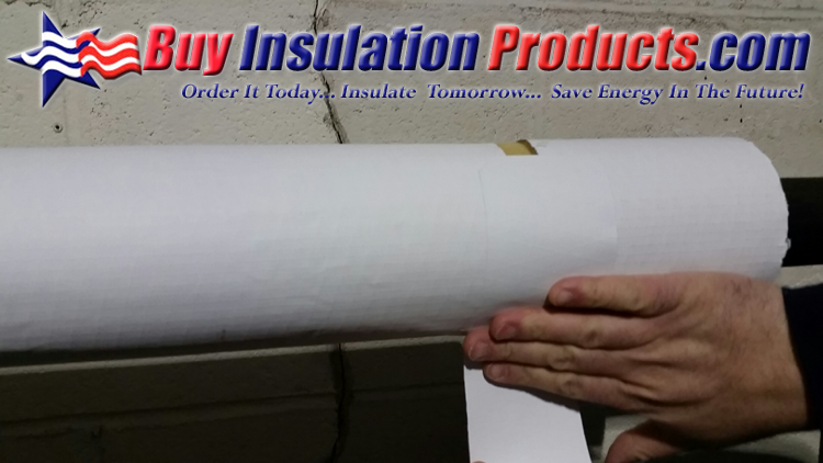 ASJ Sealing Tape for Fiberglass Pipe Insulation - Buy