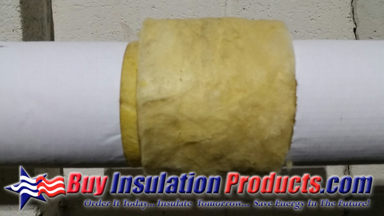 How to Insulate a Pipe Union Connector - Buy Insulation Products