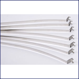 Stainless Steel Fab Straps | Metal Insulation Straps