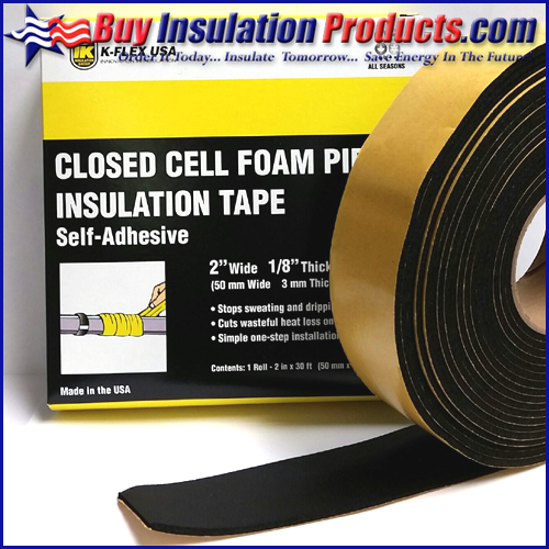 Self-Adhesive Insulation Tape | Foam Insulation Tape