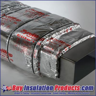 Unifrax Fyrewrap Elite 1 5 Duct Insulation Wrap