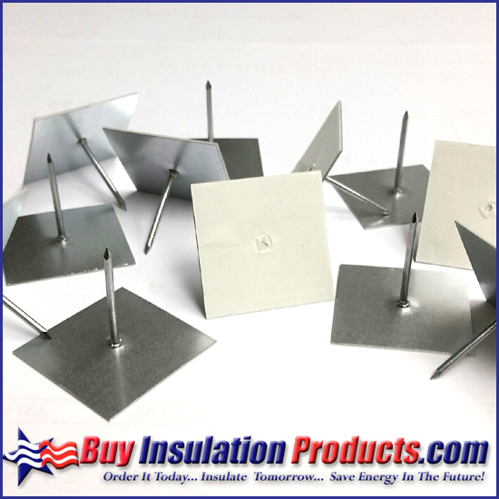 Self Stick Insulation Pins Insulation Fasteners