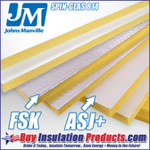 Fiberglass Rigid Board w/Facings